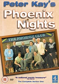 Peter Kay's Phoenix Nights - The Complete Series One