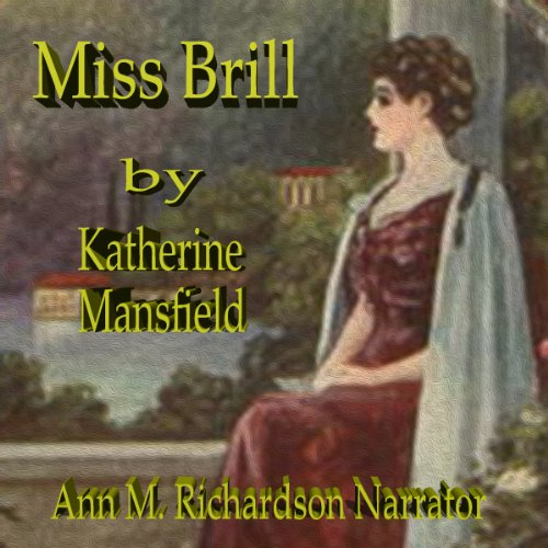 Miss Brill audiobook cover art