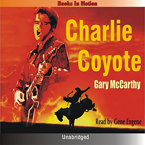 Charlie Coyote audiobook cover art