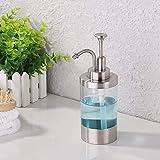 UHK Lysqva Badezimmerzubehör WC-Badezimmer Kes Lotion/Seifenspender für Küchen- Oder...