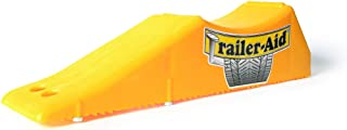 Trailer-Aid Tandem Tire Changing Ramp, The Fast and Easy Way To Change A Trailer`s Flat Tire, Holds up to 15,000 lbs, 4.5 Inch Lift (Yellow)