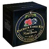 Bulldog Brews Mixed Berries Premium Cider Kit