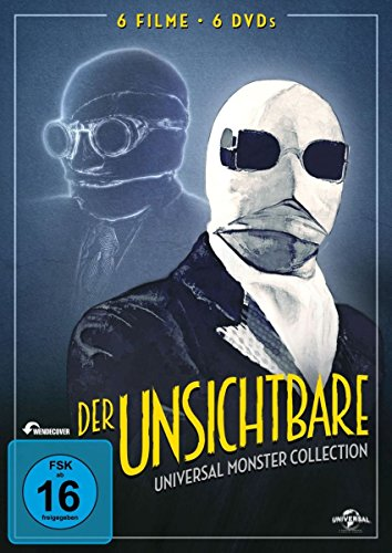 Der Unsichtbare - Universal-Monster-Collection [6 DVDs]