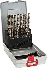 Bosch Professional metallborrsats i 19 delar HSS-Cobalt ProBox (för rostfritt stål, tillbehör borrskruvdragare)