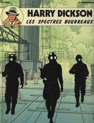 Harry Dickson, Tome 2 : Les spectres bourreaux