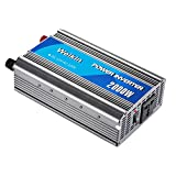 Power Inverter 2000W DC 12 V a AC 220 V Invertitore Inverter convertitore di potenza invertitore di potenza per uso domestico