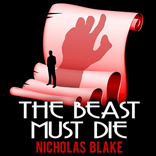 The Beast Must Die audiobook cover art