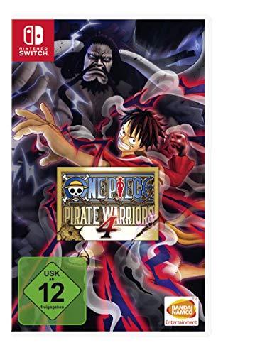One Piece: Pirate Warriors 4 - Nintendo Switch [Importación alemana]