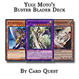 YU-GI-OH! Yugi Moto Complete Buster Blader Destruction Sword Deck