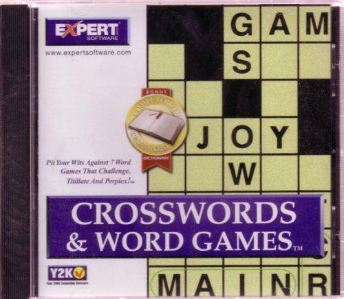 Expert Crosswords Word Games Case Jewel - Max Spring new work 54% OFF PC