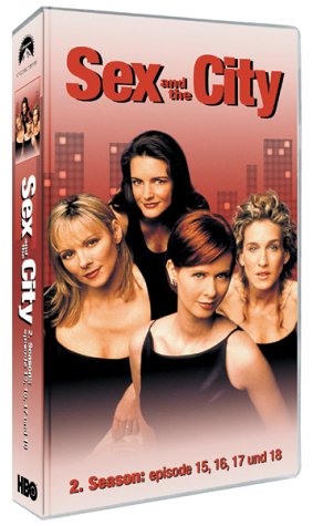 Sex and the City: Season 2, VHS 4