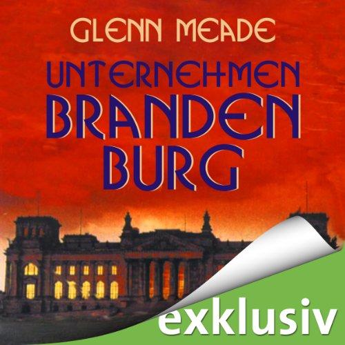 Unternehmen Brandenburg audiobook cover art