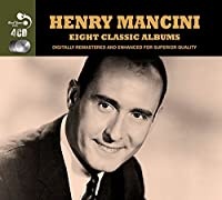 Henry Mancini: Eight Classic Albums by Henry Mancini (2014-02-11)