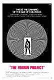 Movie Posters Colossus Forbin Project - 27 x 40