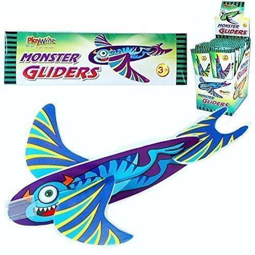PLAYWRITE 12 X Monster Planeurs