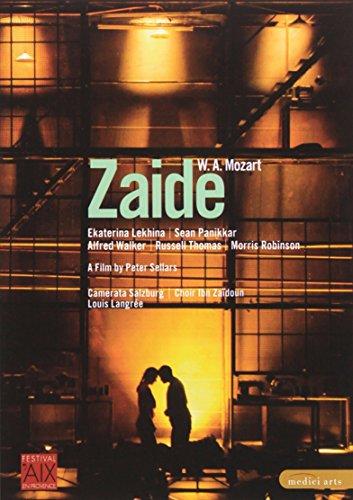 Mozart - Zaide [Alemania] [DVD]