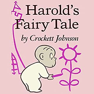 Harold's Fairy Tale audiobook cover art