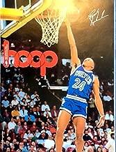 HOOP Magazine 1990-1991 Los Angeles: Pooh Richardson Cover (Official NBA Program Magazine)