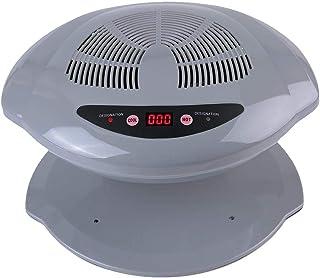Secador de uñas, Secador de uñas de aire 400W LED UV Ventilador de uñas de aire Secador de soplado Lámpara de curado para sensor automático de esmalte de uñas regular(#3)