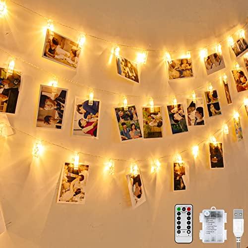 Nashariastore -  LED Fotoclips