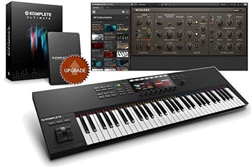 Native Instruments Komplete Kontrol S61 MK2 - Teclado