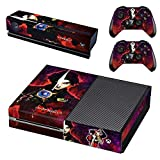 QUATLAMSHOP Xbox One Console and 2 Controllers Skin Set - Adventure game – Xbox One Vinyl (Only Xbox One)