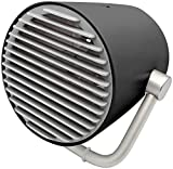 PEARL USB Ventilatoren: Mini-USB-Tischventilator im Turbinen-Design, Doppelrotor für 2 Stufen (PC Ventilator)
