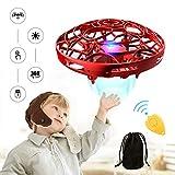 Pickwoo per Bambini, P10 Mini UFO Drone Toy Levitazione di induzione controllata a Mano Drone UFO...