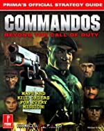Commandos Beyond the Call of Duty - Prima's Official Strategy Guide de Michael Knight