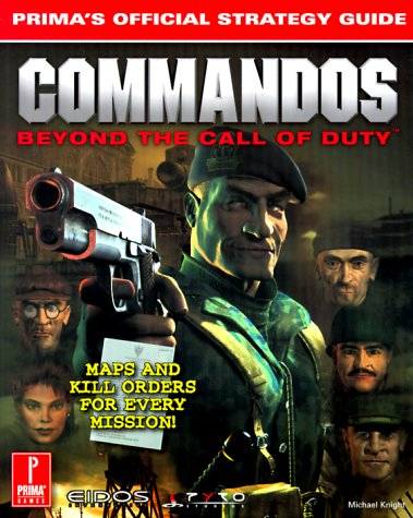 Commandos: Beyond the Call of Duty - Strategy Guide