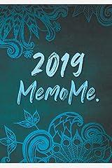 MemoMe. Planer 2019: Classic Taschenbuch