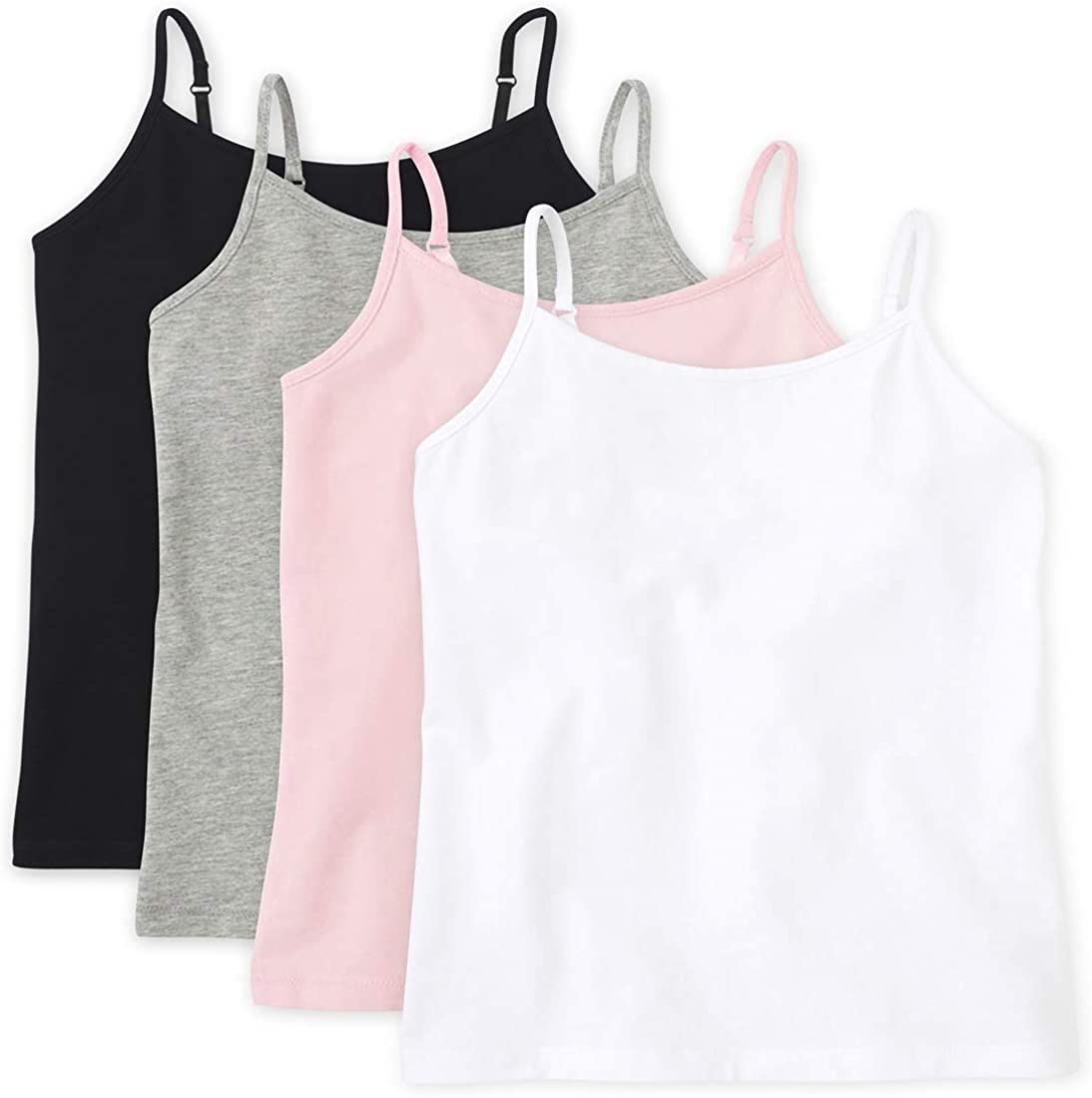 The Children's Place Girls' Basic Cami