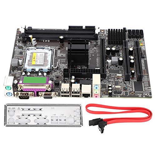 Placa base DDR3 Accesorios placa base LGA 771 para computadora de escritorio