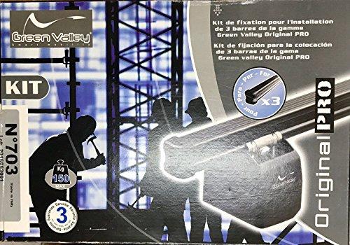 Green Valley 3Dachträger für Citroen Jumper, FIAT Ducato, Peugeot Boxer H1+ H2L1+ L2+ L3ab 04/2006