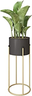 Plant Stands for Indoor Plants Include Black Flower Pots Corner Display Metal Planter Potted Rack Vertical Holder Plant Co...