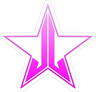 Andrews Mall Jeffree Star Stickers (3 Pcs/Pack)