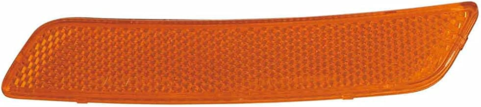 Corner Signal Side Marker Light Lamp Replacement For Bmw 5 Series/Active Hybrid | 6 Series Convertible/Coupe/Grand Coupe Passenger Right Side Rh 2011 2012 2013 2014 2015 2016 2017