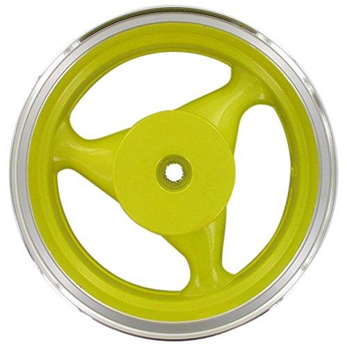 xfight de parts Jante Roue Arrière En Aluminium 3,50 de 12 jaune 146 2takt 50 ccm YY50QT de 28