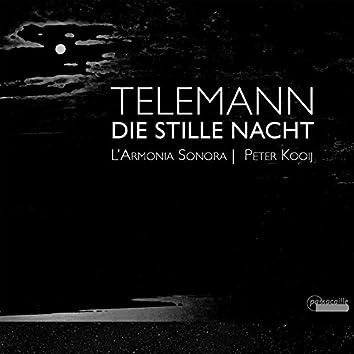 Telemann : Solo Cantatas for Bass