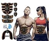 kames skoss prestige - Electroestimulador Abdominales Masculino Femenino, Keat Estimulador Muscular...