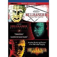 Hellraiser Triple Feature [DVD] [Import]