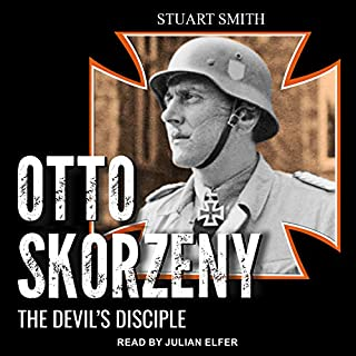 Otto Skorzeny audiobook cover art