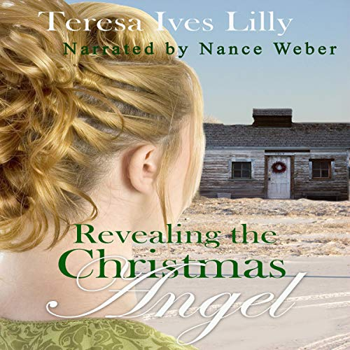 Revealing the Christmas Angel audiobook cover art