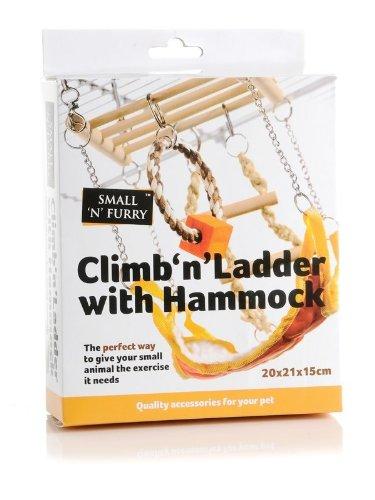 Sharples N Grant Climb-n-Ladder with Hammock