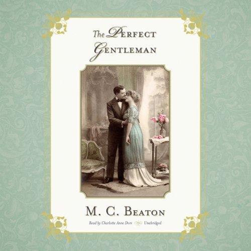 The Perfect Gentleman audiobook cover art