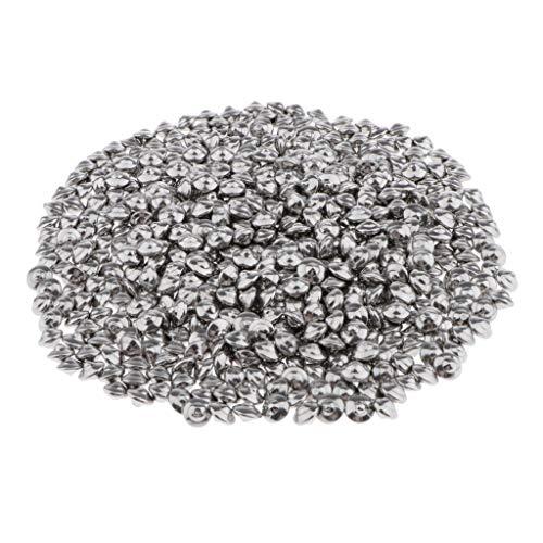 Baoblaze 450 G/Paquete De Acero Inoxidable Tumbling