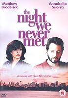 The Night We Never Met [DVD]