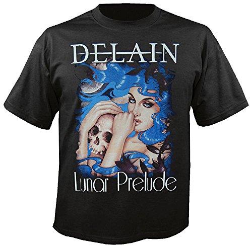 DELAIN - Lunar Prelude - T-Shirt Größe M