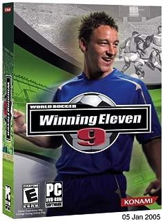 World Soccer Winning Eleven 9 (DVD-Rom) - PC