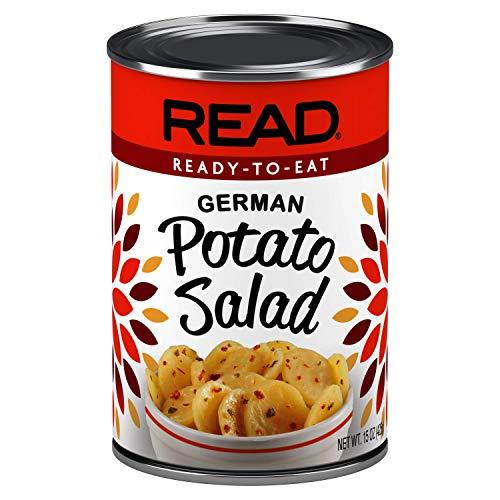 READ German Potato Salad | Hearty Sliced White Potatoes | Sweet-Tangy...